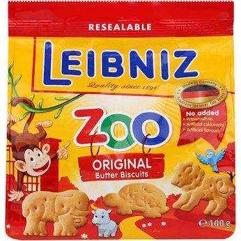 Bánh Zoo quy bơ hình thú 100g