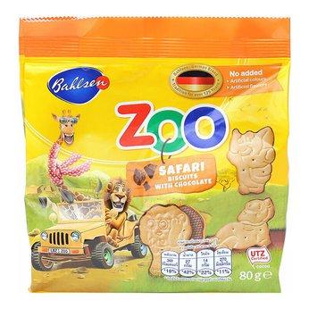 Bánh Zoo quy bơ Socola safari 80g