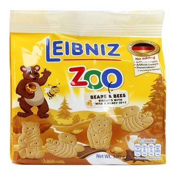 Bánh Zoo quy sữa mật ong hình gấu và ong 100g