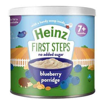 Bột ăn dặm Heinz cháo yến mạch việt quất 7+