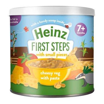 Bột ăn dặm Heinz Mỳ Ý rau củ phô mai 7+