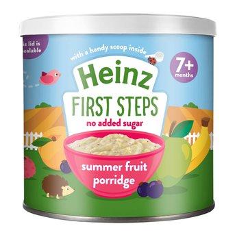 Bột ăn dặm Heinz Ngũ cốc Trái cây mùa hè 7+
