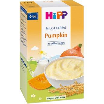 Bột  HiPP rau củ và sữa dinh dưỡng (Bí đỏ)