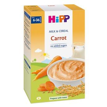 Bột HiPP rau củ và sữa dinh dưỡng  (Carrot)