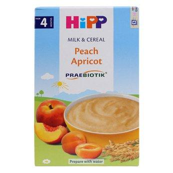 Bột sữa Hipp Đào, Mơ tây