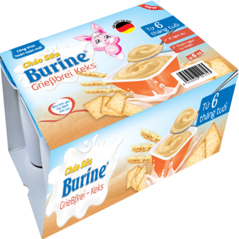 Cháo Sữa Burine Griebrei Keks