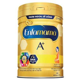 Sữa Enfamama A+ hương vani 900g