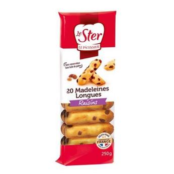Bánh bông lan Nho khô Le Ster Pháp