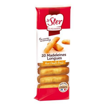 Bánh bông lan bơ sữa Le Ster Pháp