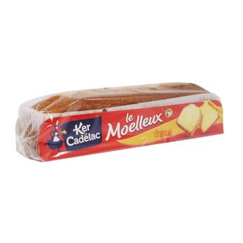 Bánh Bông lan Le Moelleux Pháp 500g