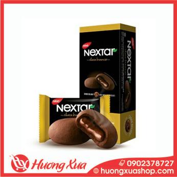 Bánh quy socola Nextar Brownies hộp 112g