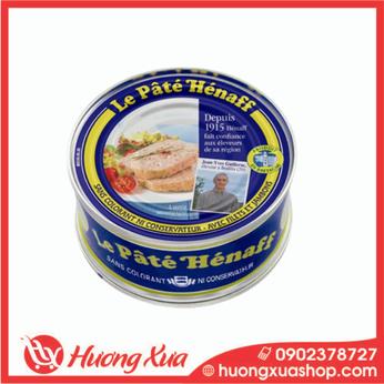Pa-tê thịt heo 1.5% gan Henaff 156g