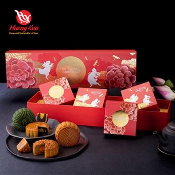 Bánh TT Tai Thong Hộp Dạ Nguyệt Điền Viên Set 1
