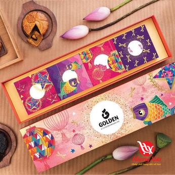 Bánh TT Tai Thong Hộp Dạ Nguyệt Điền Viên Set 2