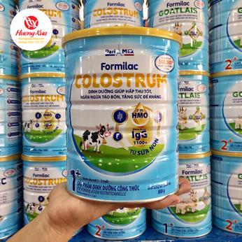 Sữa Formilac Colostrum 1+  hấp thu tốt ,tăng sức đề kháng