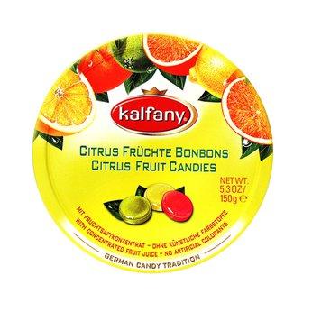 Kẹo hoa quả Kalfany – Vị cam chanh