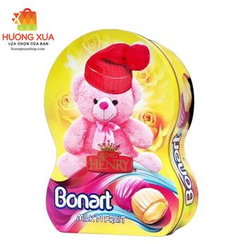Kẹo King Henry Bonnart Assorted Candies Hình Gấu 250g Mẫu 1 2018