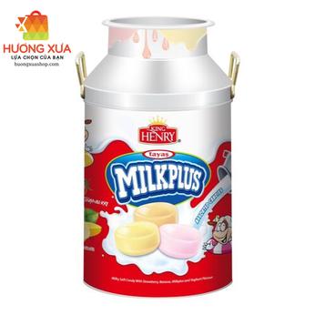 Kẹo King Henry Tayas Milkplus 230g