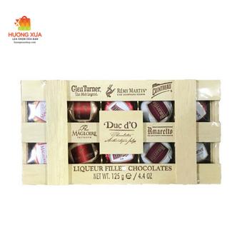 Chocolate Duc d'O Rượu Remy Martin 125G