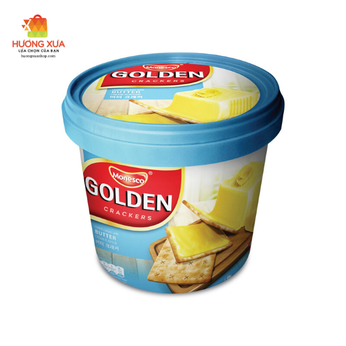 Bánh Phủ Kem Tươi Vị Bơ Golden Xô 360 g