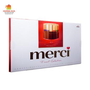 Chocolate Merci Finest Selection 400 G