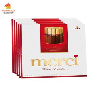 Chocolate Merci Finest Selection 250 G