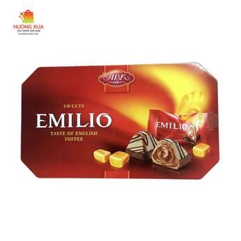 Chocolate ABK Emilio Vị Truyền thống Toffee500 G