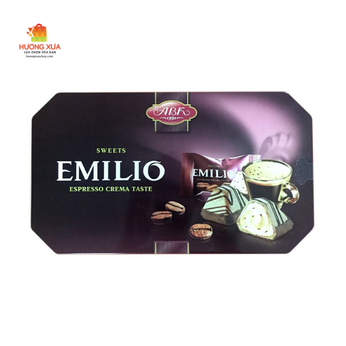 Chocolate ABK Emilio Vị Espresso Crema 500 G