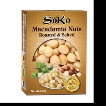 Nhân Macca Soko 250 gr