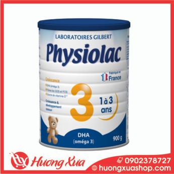 Sữa Physiolac  3 900g