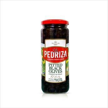 Quả Oliu đen tách hạt La Pedriza 340g