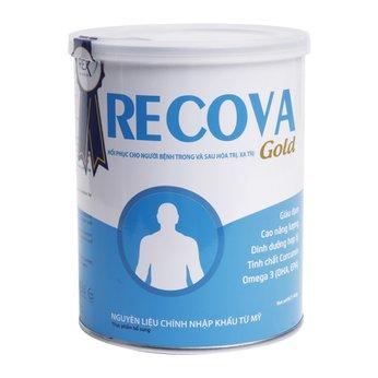 Sữa Recova Gold 400g - Sữa cho người suy kiệt, phẫu thuật, ung thư