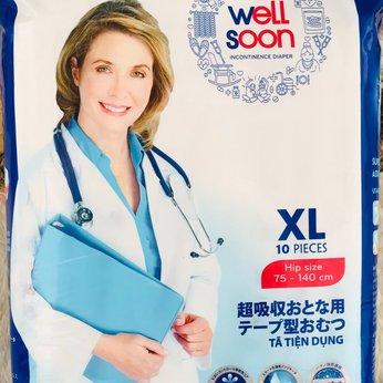 Tả tiện dụng Wellsoon XL10