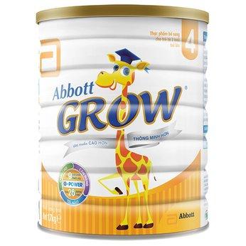 Sữa Abbott Grow 4 1.7kg   - Hệ dưỡng chất G-Power giúp  tăng chiều cao