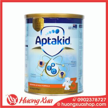 Sữa Aptakid New Zealand số 3 900g