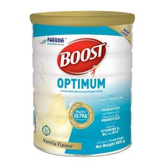 Sữa Boots Optimum 800g - Dinh dưỡng cho người lớn năng động