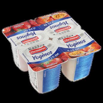 Sữa chua trái cây hỗn hợp Yoginos