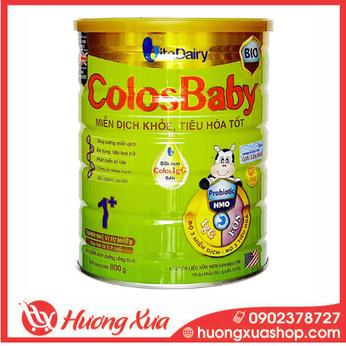 Sữa Colosbaby Bio Gold 1+ - Miễn dịch khỏe, tiêu hóa tốt