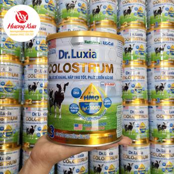 Sữa Dr.luxia Colostrum Step 3 800g