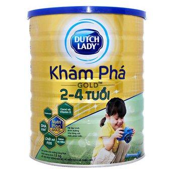 Sữa Dutch Lady Khám phá Gold 1.5kg
