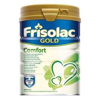 Sữa Frisolac Gold Comfort 400g