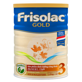 Sữa Frisolac® Gold 31,4kg