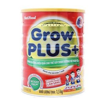 Sữa Grow Plus+ Đỏ 1.5kg