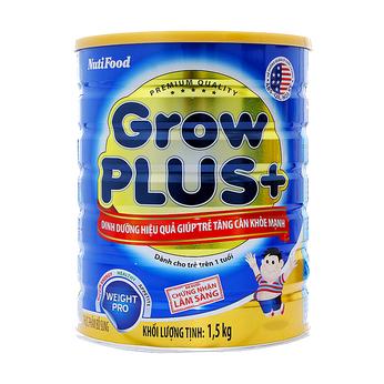 Sữa Grow+ Plus Xanh 1.5kg