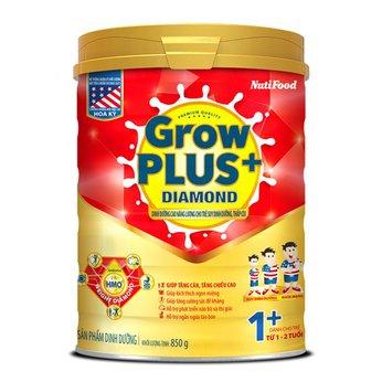Sữa Grown Plus+ Diamond 1+ 900g