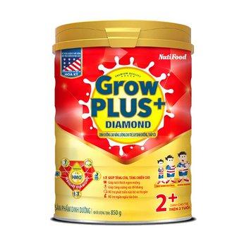 Sữa Grown Plus+ Diamond 2+ 900g