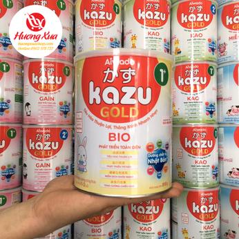 Sữa Kazu Bio 1+ Tiêu Hóa Thuận Lợi , Thông Minh Nhanh Nhẹn