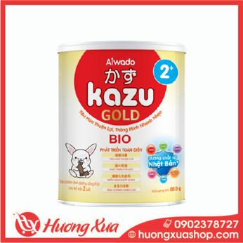 Sữa Kazu Bio 2+ Tiêu Hóa Thuận Lợi, Thông Minh Nhanh Nhẹn