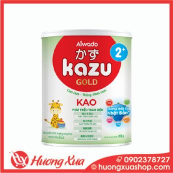Sữa Kazu Kao 2+ Cao Hơn , Thông Minh Hơn