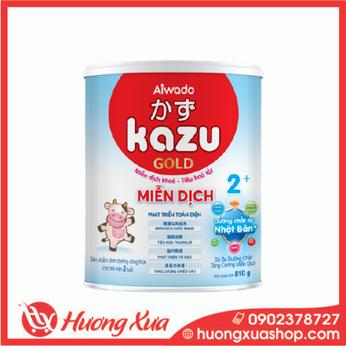 Sữa Kazu Miễn dịch 2+ Miễn dịch Khỏe, Tiêu Hóa Tốt
